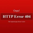 Due moduli per gestire gli errori 404