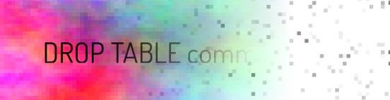 Resettare le tabelle di Drupal Commerce da MySQL